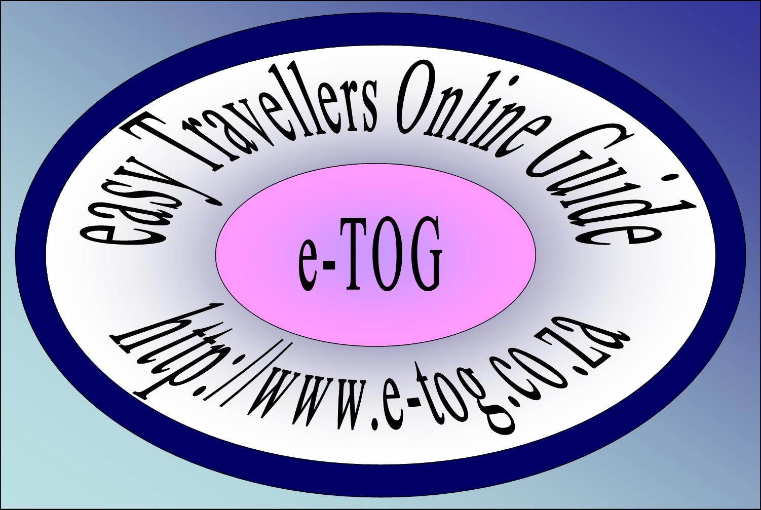 This is the logo for Easy Travellers online Guide